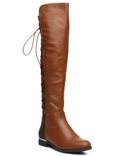 Footwear - Harriet Back Lace Tall Boots-2267308