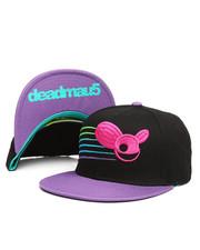 Hats - Deadmau5 Flat Cap Snapback Hat-2264119