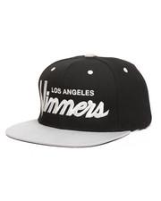 Hats - RWTW Logo Flag Roll With The Winner Los Angeles Snapback Hat-2264197