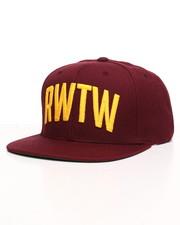 Hats - RWTW Logo Roll With The Winners Snapback Hat-2264120