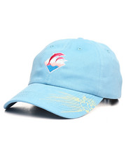 Dad Hats - Waves Drip Snapback Hat-2267358