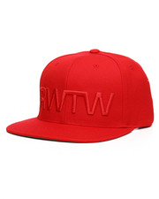 Hats - RWTW Logo Flag Roll With The Winners Snapback Hat-2264152