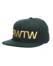 Hats - RWTW Logo Roll With The Winners Snapback Hat-2264132
