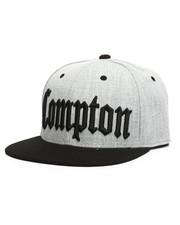 Hats - City Compton Los Angeles Snapback Hat-2264260