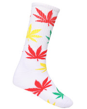 Accessories - Weed Plant Socks-2266561