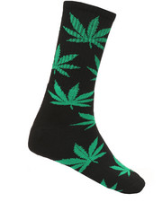 Accessories - Weed Plant Socks-2266565