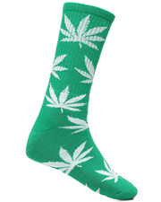 Accessories - Weed Plant Socks-2266564