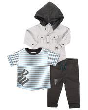 Boys - Never Sleep 3 Piece Set (Infant)-2264081