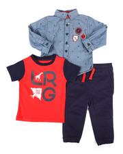 Boys - 3 Piece LRG Set (Infant)-2265462