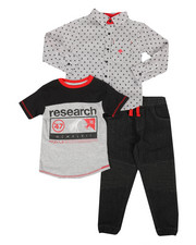 Boys - Research 47 3pc Set (Infant)-2265607