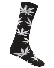Accessories - Weed Plant Socks-2266563