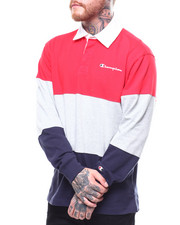 Champion - COLORBLOCK RUGBY SHIRT-2268335