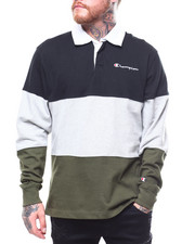 Champion - COLORBLOCK RUGBY SHIRT-2268356