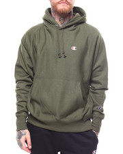 Champion - REVERSE WEAVE PULLOVER HOODIE W C CHEST LOGO-2268535