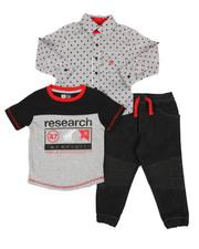 Boys - Research 47 3pc Set (2T-4T)-2265658