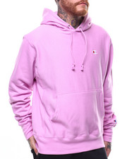 Champion - REVERSE WEAVE PULLOVER HOODIE W C CHEST LOGO-2268549