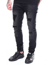 Jeans - RIP AND REPAIR SKINNY STRETCH JEAN-2267791