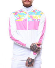 Track Jackets - Tricot Colorblock Track Jacket-2268466