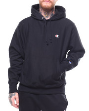 Champion - REVERSE WEAVE PULLOVER HOODIE W C CHEST LOGO-2268571
