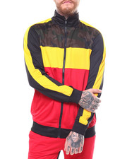 Track Jackets - Tricot Colorblock Track Jacket-2268483
