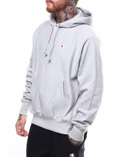 Champion - REVERSE WEAVE PULLOVER HOODIE W C CHEST LOGO-2268565
