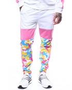 Tricot Colorblock Jogger
