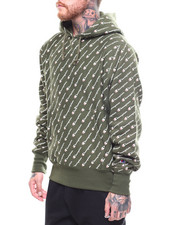 Champion - REVERSE WEAVE ALL OVER PRINT HOODIE-2268478