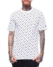 Shirts - ALL OVER SCRIPT TEE-2268187