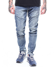 SMOKE RISE - SLIM EVERYDAY BIKER JEAN-2267816