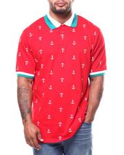 Big & Tall - Mens Polo Shirt (B&T)-2267282