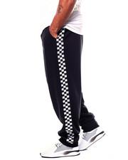 Brooklyn Cloth - Checkered Tripe Jogger (B&T)-2268700