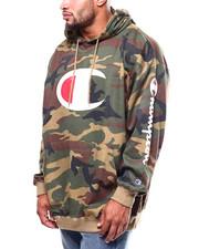 Champion - Fleece Logo Hoodie (B&T-2267857