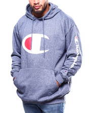 Champion - Fleece Logo Hoodie (B&T)-2267862
