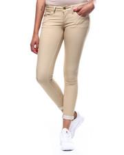 Fashion Lab - 5 Pocket Roll Cuff Skinny-2267869