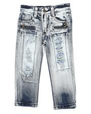 Boys - Rip & Repair Jeans (2T-4T)-2268142