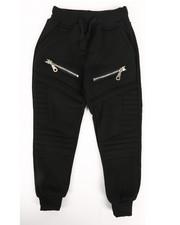 Boys - Fleece Zipper Joggers (2T-4T)-2268029