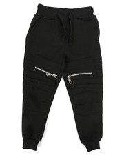 Bottoms - Fleece Zipper Jogger (2T-4T)-2268015