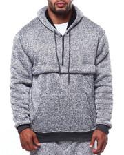 Brooklyn Cloth - Cozy Half Zip Hoodie (B&T)-2268669