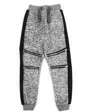 Sizes 4-7x - Kids - Fleece Zipper Jogger (4-7)-2267981