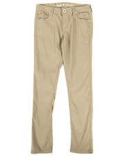 Sizes 7-20 - Big Kids - Hyperstretch Twill Pants (7-16)-2266944