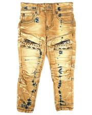 Boys - Bike Fit Multi Stud Jeans (2T-4T)-2266034