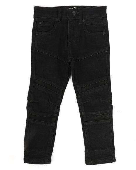 Arcade Styles - 3D Knee Biker Fit Jeans (4-7)