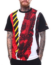 Shirts - SS GRAPHIC JERSEY TEE-2269596