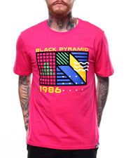 Black Pyramid - BP ABSTRACT TEE-2269443