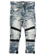 Boys - 3D Knee Biker Fit Jeans (2T-4T)-2266029