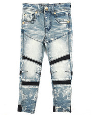 Boys - 3D Knee Biker Fit Jeans (4-7)-2266030