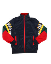Activewear - Poly Tricot Track Jacket (8-20)-2265416