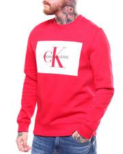 Calvin Klein - MONOGRAM CREW SWEATSHIRT-2269353