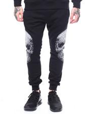Men - White Skull Jogger-2269587