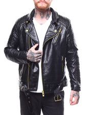 Fall-2017-Mens - Vegan Leather Moto Jacket-2144303